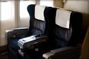 JAL First Class Skysleeper