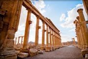 Historical Site Tours in Syria
