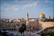 Jerusalem, the Holy Place